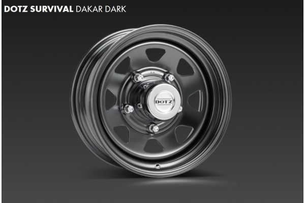 DOTZ SURVIVAL Dakar dark