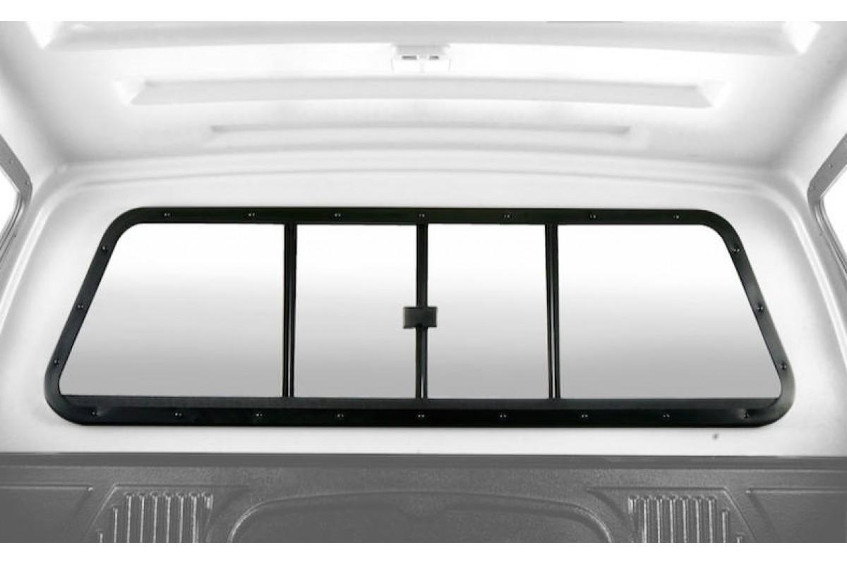 Aeroklas Stylish felépítmény - kipattintható oldalüveg