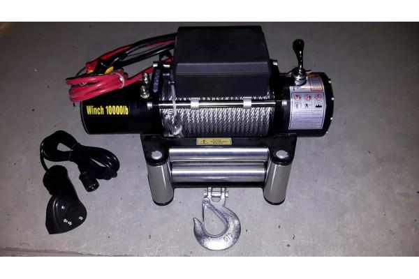 Rhino csörlő CM10000 -12V