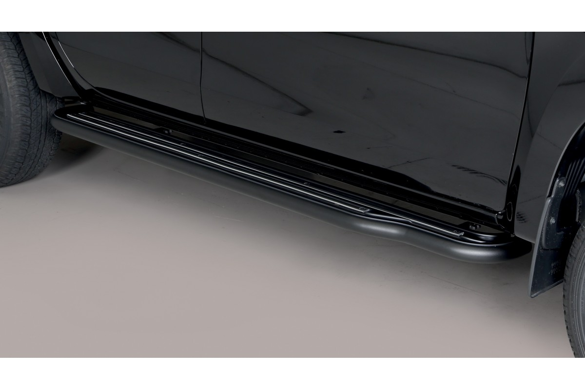 Misutonida lemezes küszöb fekete P-295-PL
