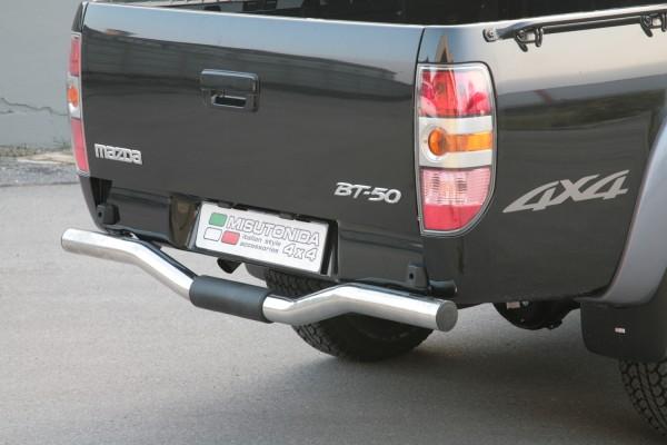 Misutonida hátsó védőcső Mazda BT50 2007-2009 PP1-195-IX