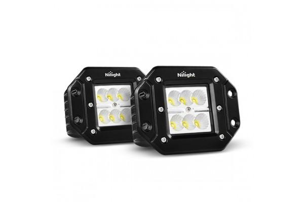 Nilight LED lámpa süllyeszthető 14023F-B