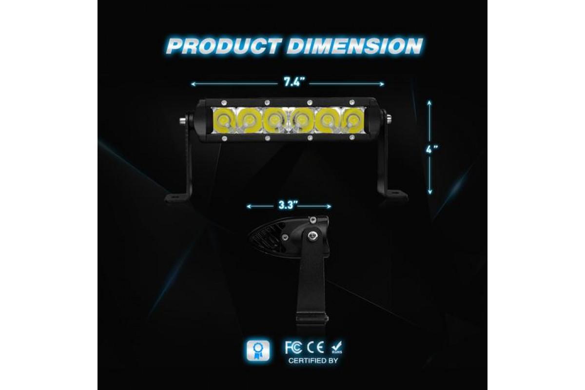 Nilight LED lámpa 40001S-B