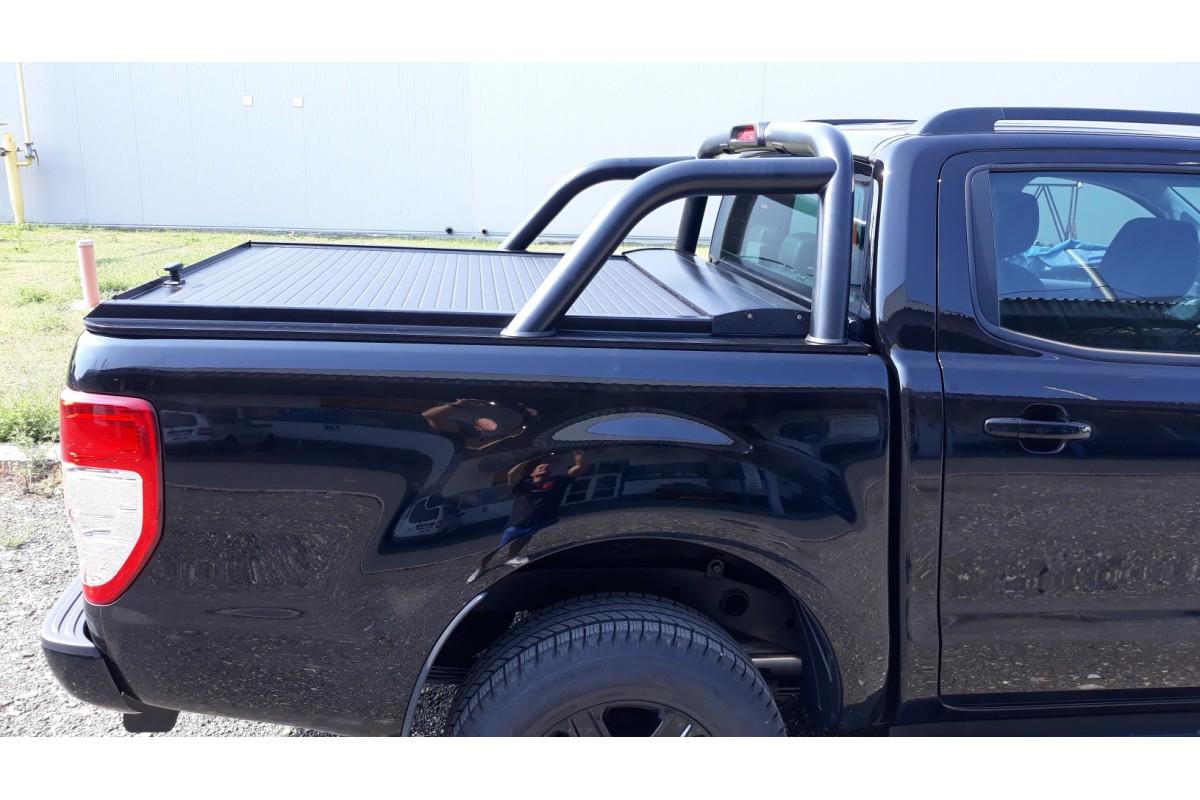 Tessera4x4 fekete roló eredeti Ford bukókerettel szerelhető változat