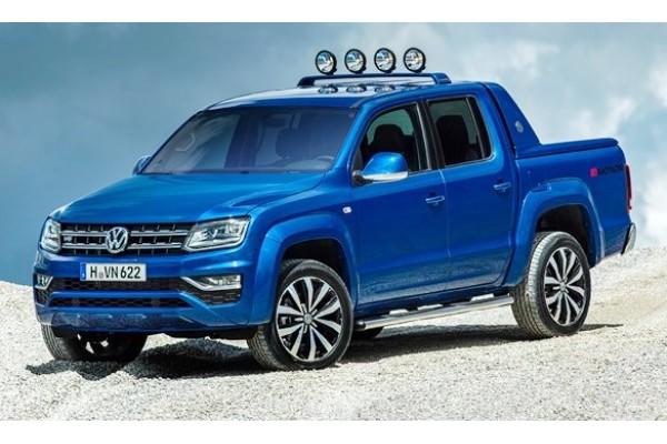 Volkswagen Amarok V6 2016-