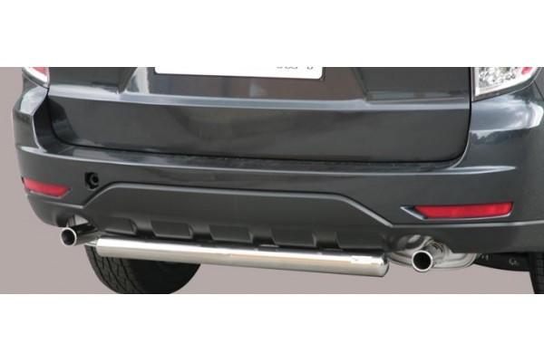 Misutonida hátsó védőcső Subaru Forester 2008-2012