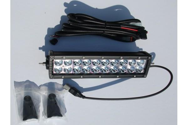 Aurora LED fényszóró 20-as dupla soros