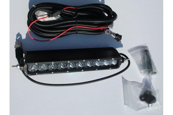 Aurora LED fényszóró 10-es szimpla soros