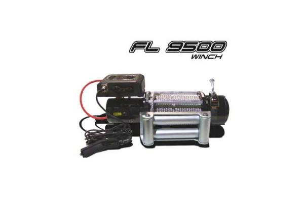 Bullface csörlő FL9500 12V